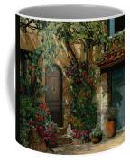Il Giardino Francese Coffee Mug by Guido Borelli