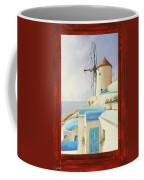 Il Mulino Oltre La Finestra Coffee Mug