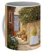 Il Muretto E Il Tavolo Coffee Mug