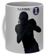 Illinois Football Coffee Mug