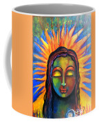 Illuminated By Her Own Radiant Self Coffee Mug