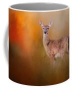 Illuminated By The Autumn Light Coffee Mug