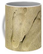 Illusionary Feet Coffee Mug