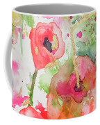 Illusions Of Poppies Coffee Mug