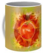 Illustration Of Tomato Coffee Mug