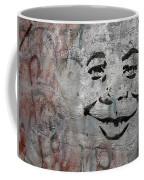 Film Homage Five Thousand Fingers Of Dr. T 1953  Alfred E. Newman Wall Casa Grande Arizona 2004 Coffee Mug
