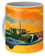 Ilyushin II 2m3 Russian Ground Attack Aircraft Coffee Mug