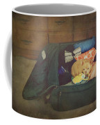 I'm Going With You Coffee Mug by Laurie Search