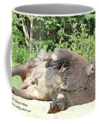 Give Me A Minute, I Know I Can Rollover Coffee Mug