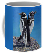 I'm Not Talking To You - Penguins Coffee Mug