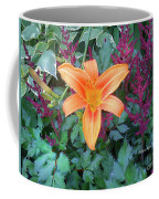Image Included In Queen The Novel - Late Summer Blooming In Vermont 23of74 Enhanced Coffee Mug
