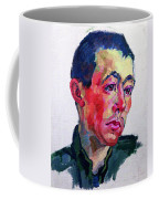 Image Of A Soldier Coffee Mug