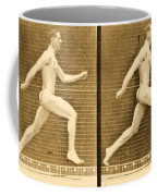 Image Sequence From Animal Locomotion Series Coffee Mug