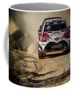 imagejunky_KB - RallyRACC WRC Spain - Esapekka Lappi / Janne Ferm Coffee Mug