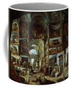 Imaginary Gallery Of Views Of Ancient Rome Coffee Mug
