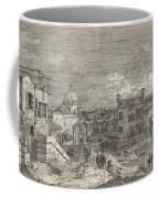 Imaginary View Of Venice Coffee Mug