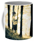 Imagination And Adventure Coffee Mug by Bob Orsillo
