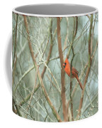 Img_1273-003 - Northern Cardinal Coffee Mug