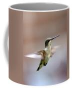 Img_3085 - Ruby-throated Hummingbird Coffee Mug