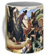 img611 Thomas Hart Benton Coffee Mug