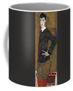 img804 Egon Schiele Coffee Mug