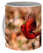 Img_8892 - Northern Cardinal Coffee Mug