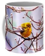 Img_9900 - Pine Warbler Coffee Mug