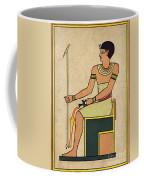 Imhotep, Egyptian Polymath Coffee Mug