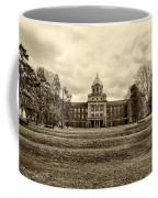 Immaculata University In Black And White Coffee Mug