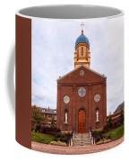 Immaculate Conception Chapel - University Of Dayton Coffee Mug