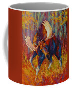 Imminent Charge - Bull Moose Coffee Mug