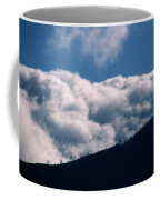 Imminent Judgment - San Rafael Mountains Coffee Mug