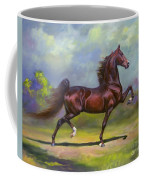 Imperator Coffee Mug by Jeanne Newton Schoborg