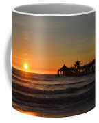 Imperial Beach Pier Coffee Mug