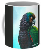 Imperial Parrot Coffee Mug