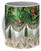 Imperial Russian Curtains Coffee Mug by KG Thienemann
