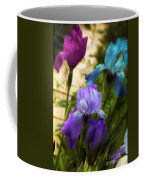 Impossible Irises Coffee Mug