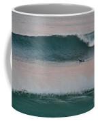 Impressionist Surfing  Coffee Mug