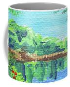 Impressionistic Landscape Xx Coffee Mug
