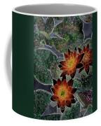 Impressionistic Lilies Coffee Mug