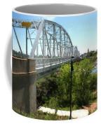 Impressionistic Llano Bridge Coffee Mug