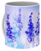 Impressionistic Lupines 1 Coffee Mug