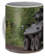 In A Corner - Cougar Avgp Coffee Mug