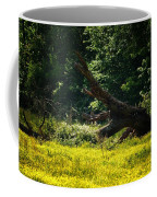 In A Field Of Gold Coffee Mug