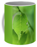 In A  Green World  Coffee Mug
