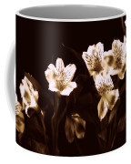 In A Line Coffee Mug by Diane Reed
