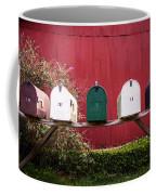 In A Row Coffee Mug