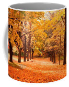 In Autumn Coffee Mug