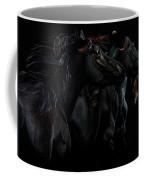 In Black Times Three Coffee Mug