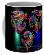 In Different Colors Thrown -9- Coffee Mug